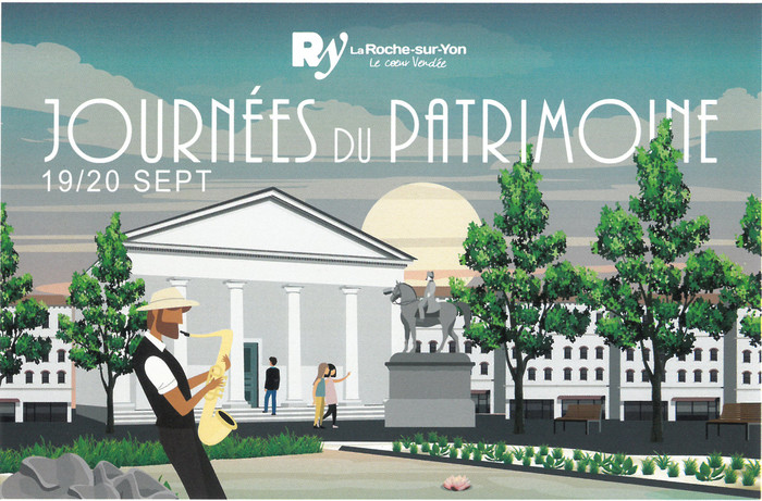 Journées du patrimoine 2020 - Histoire et poésie au cimetière du Point du jour