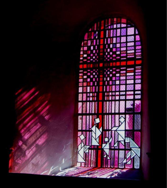 Journées du patrimoine 2019 - Les vitraux contemporains de Nattages