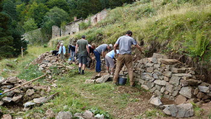 Journées du patrimoine 2019 - Randonnée et chantier bénévole pour le patrimoine