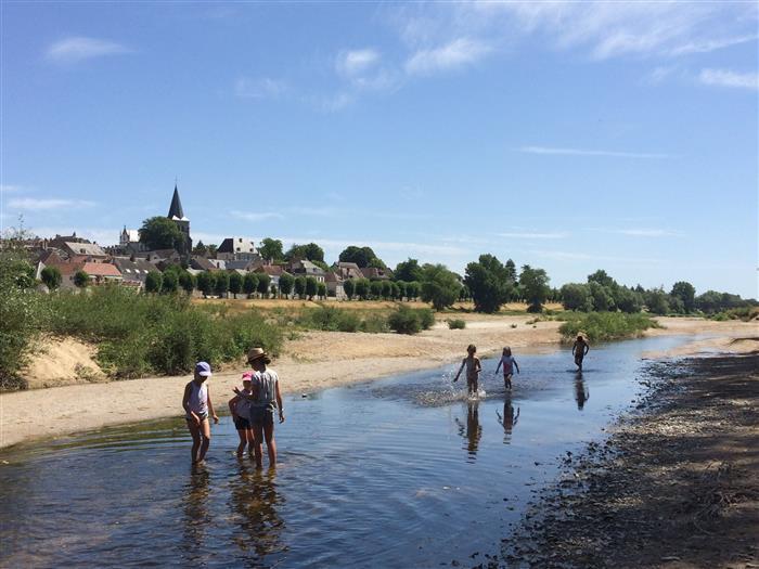 Journées du patrimoine 2019 - Pavillon du Millieu de Loire