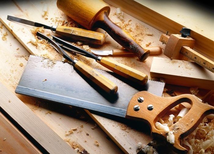 Conception et Fabrication d'outils en bois