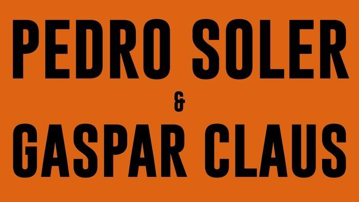 """""""Pedro Soler, guitariste de flamenco classique retrouve son fils Gaspar Claus, violoncelliste aventurier, pour un duel libre et intense."""