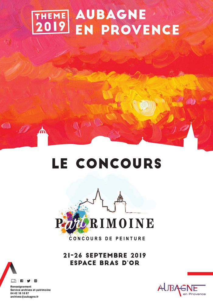 Journées du patrimoine 2019 - Concours Part'RIMOINE
