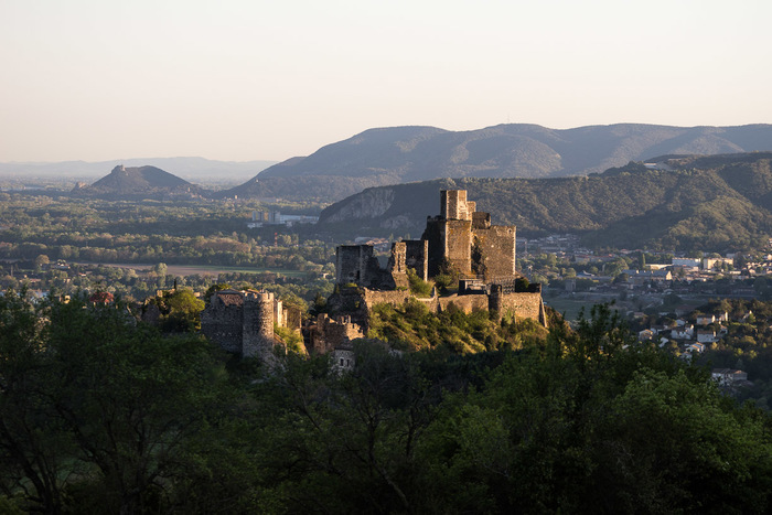 Journées du patrimoine 2020 - Visite libre du château de Rochemaure