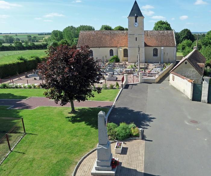 Journées du patrimoine 2019 - Visite libre de l'église et  du cimetière