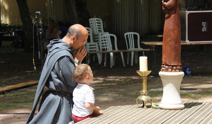 Comment l'Esprit-Saint nous apprend-il à prier ?, avec P. Olivier-Marie