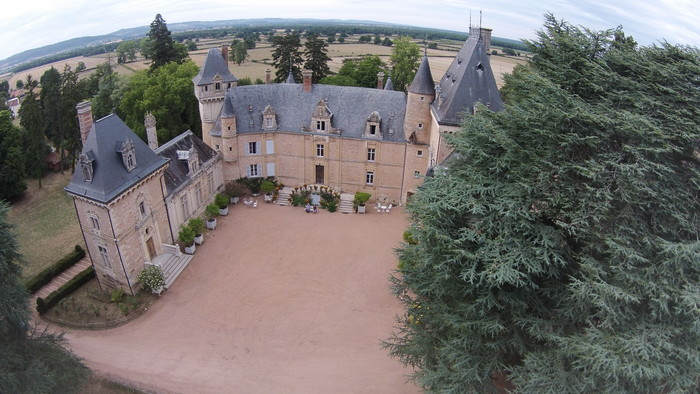 Journées du patrimoine 2019 - Visite commentée du château de Bresse