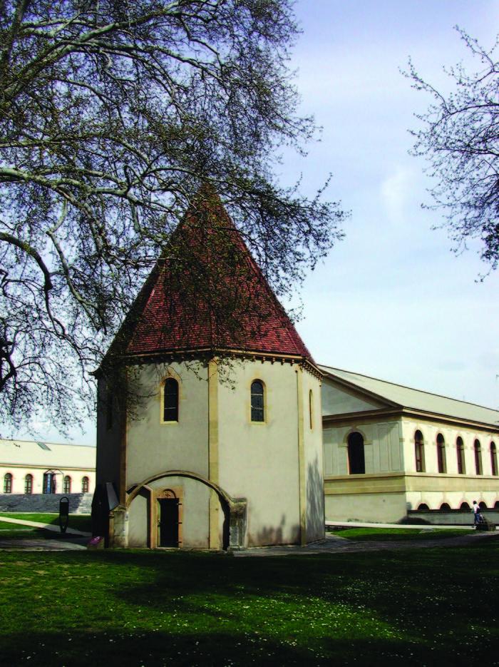 Journées du patrimoine 2020 - Visite de la Chapelle des Templiers
