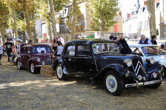 Journées du patrimoine 2019 - Un garage automobile à l'ancienne par EBAVA
