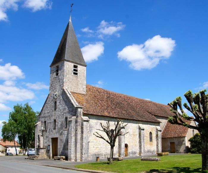 Journées du patrimoine 2020 - Visite guidée du site de l'église