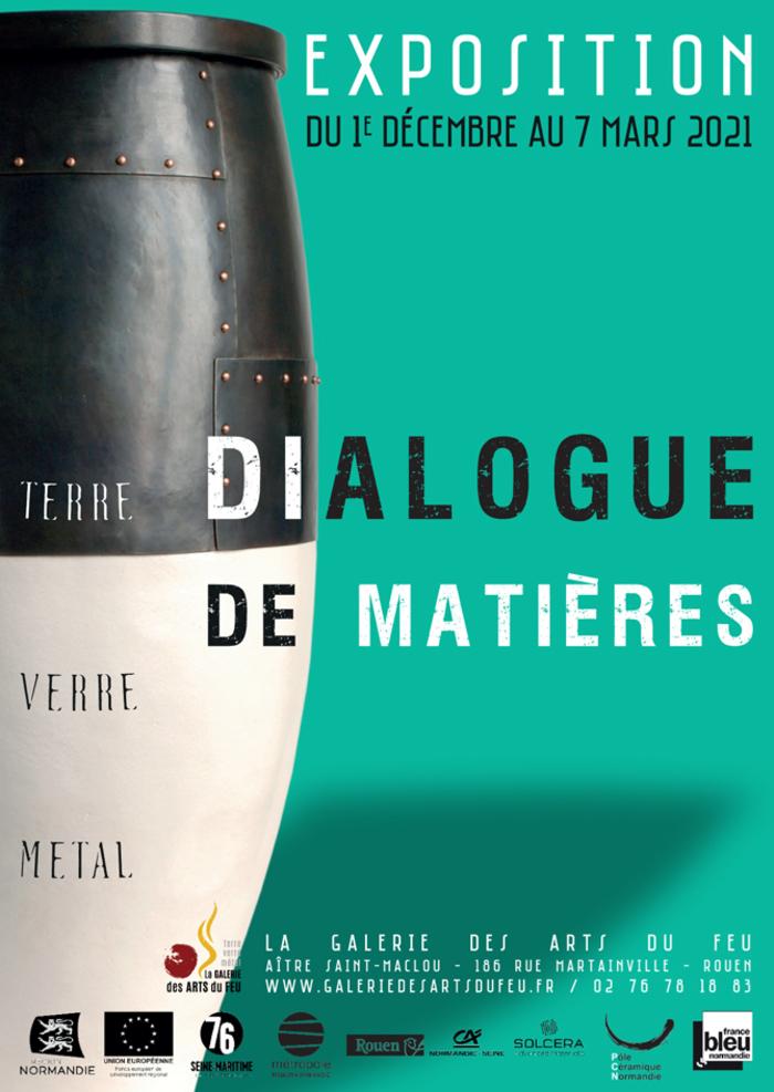 Exposition Dialogue de matières