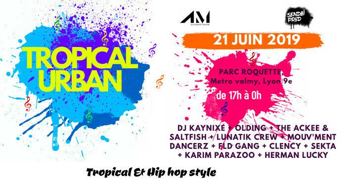 Fête de la musique 2019 - Hip Hop et rythmes des Caraïbes !