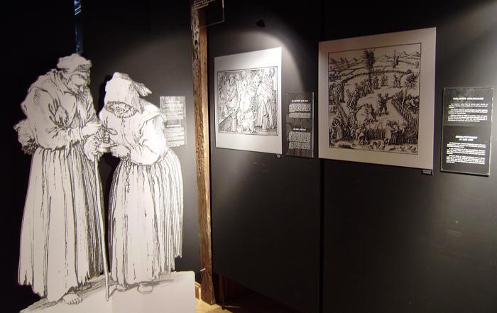 Journées du patrimoine 2019 - Visite libre de la Maison des Sorcières