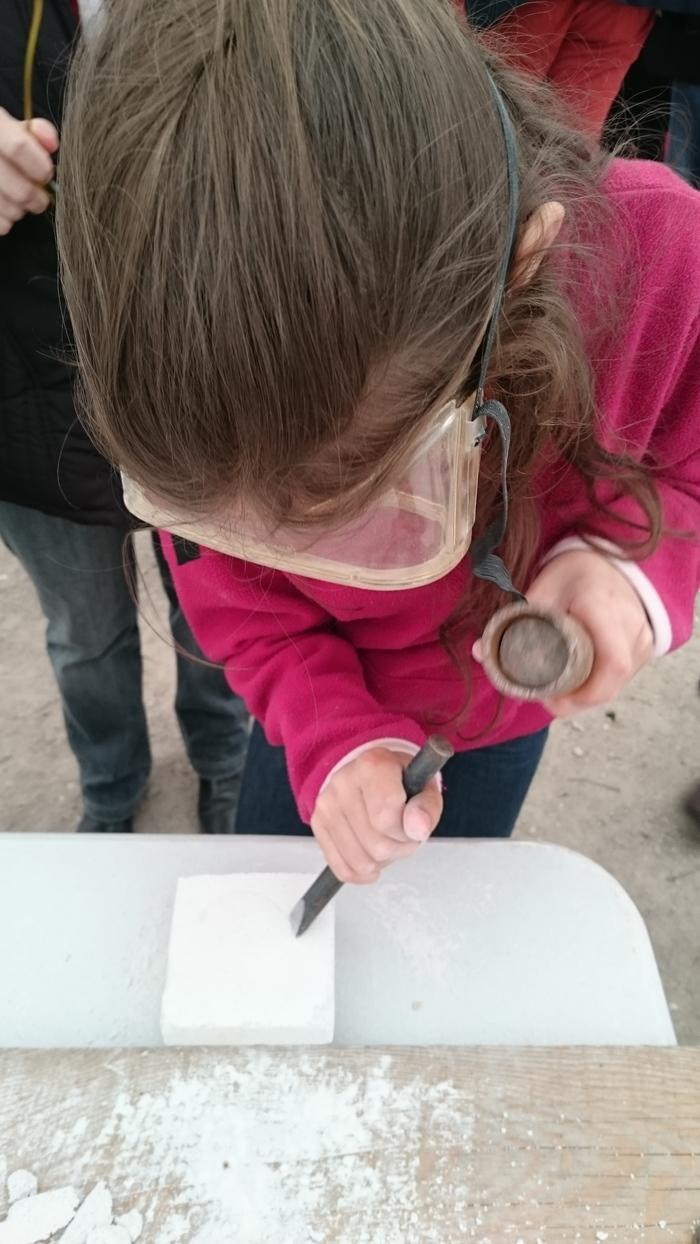 Journées du patrimoine 2020 - Atelier jeune public sur l'artisanat d'art autour de la pierre