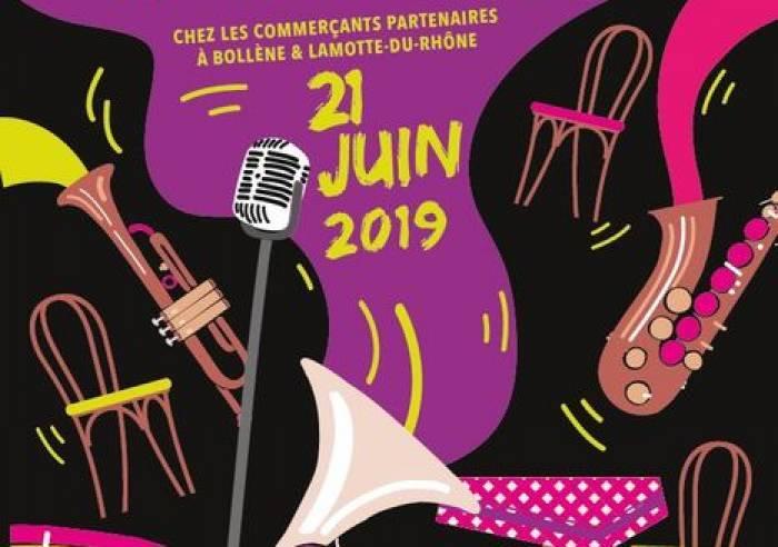 Fête de la musique 2019 - Orange trio music