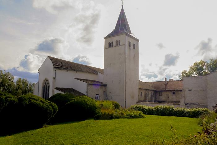 Journées du patrimoine 2020 - Visite du prieuré clunisien de Froville