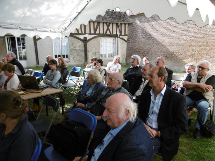 Journées du patrimoine 2019 - Visite guidée, pour les personnes atteintes de handicap visuel, des collections du musée Nicolas Poussin