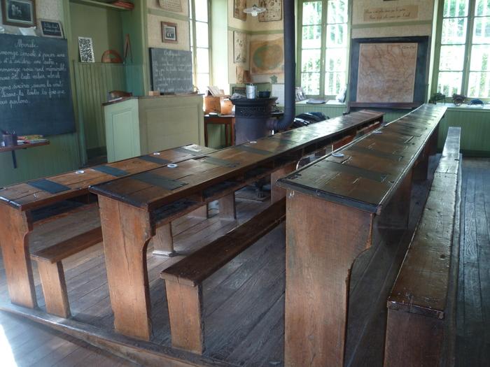 Journées du patrimoine 2019 - Visite de l'École-musée de Champagny