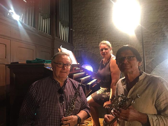 Journées du patrimoine 2020 - Concert Orgue, Trompette & Hautbois