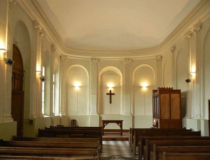 Journées du patrimoine 2020 - Visite guidée du temple protestant