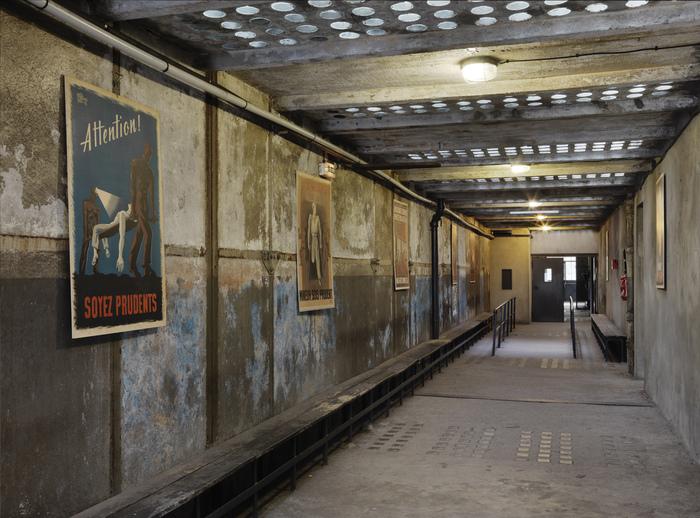 Journées du patrimoine 2020 - Couriot insolite : couloirs à Couriot !