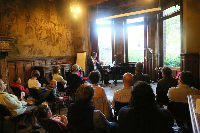 Journées du patrimoine 2020 - Annulé | Concert de musique de chambre Chti Cambristi