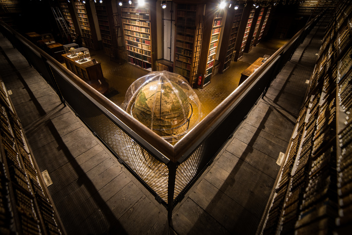 Journées du patrimoine 2020 - Visite de la salle de lecture de la bibliothèque patrimoniale et d'étude de Dijon