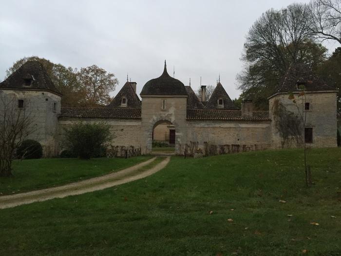 Journées du patrimoine 2019 - Visite des extérieurs du château