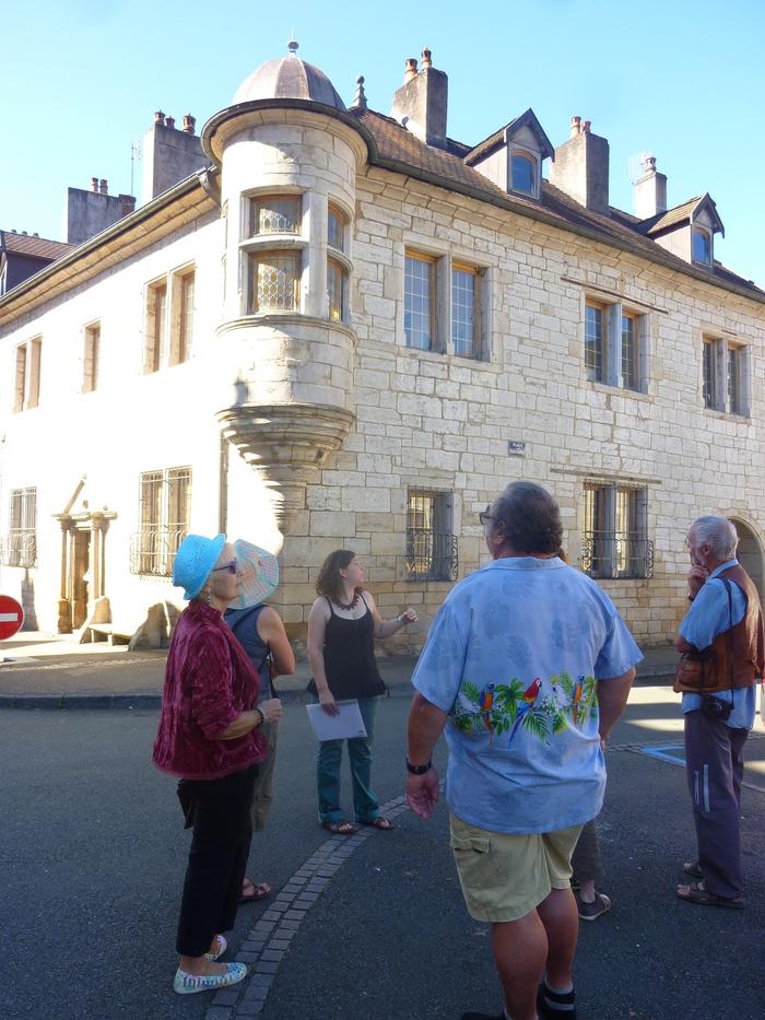 Journées du patrimoine 2020 - Découvrez le coeur historique de Baume-les-Dames