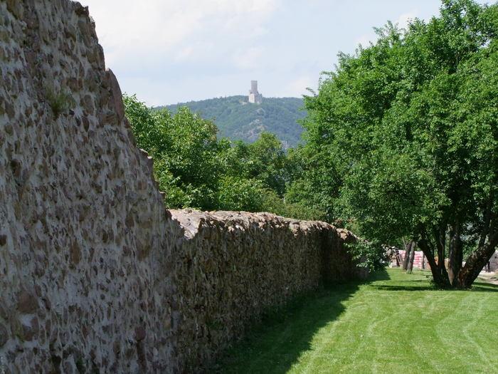 Journées du patrimoine 2020 - Visite guidée des remparts de Châtenois