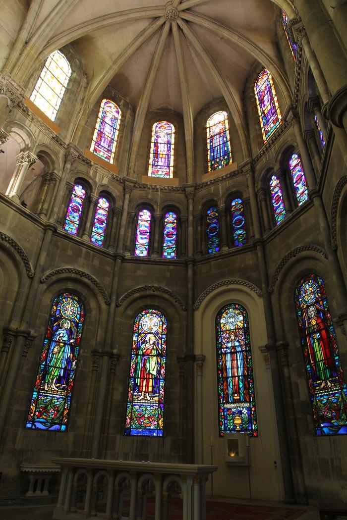 Journées du patrimoine 2020 - Visite libre de l'église Saint-André