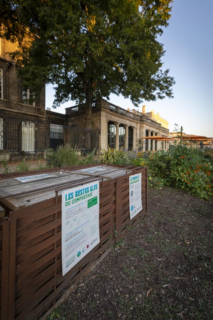 Café compost Compostage  collectif : comment initier un  site de compostage partagé ? avec Au Ras du Sol