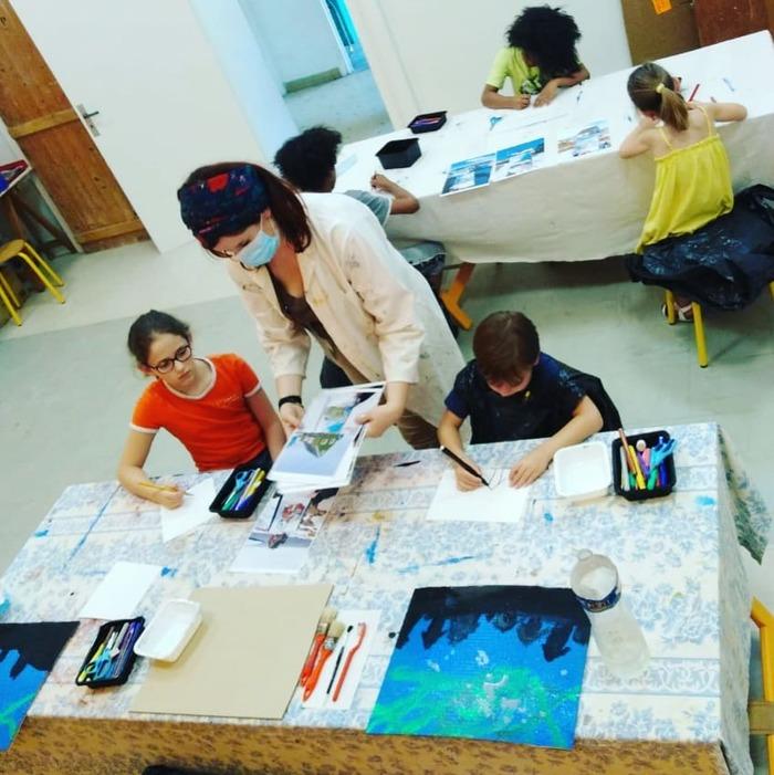 Journées du patrimoine 2020 - Ateliers :