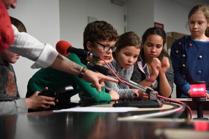 Journées du patrimoine 2019 - Ateliers Radio franceinfo