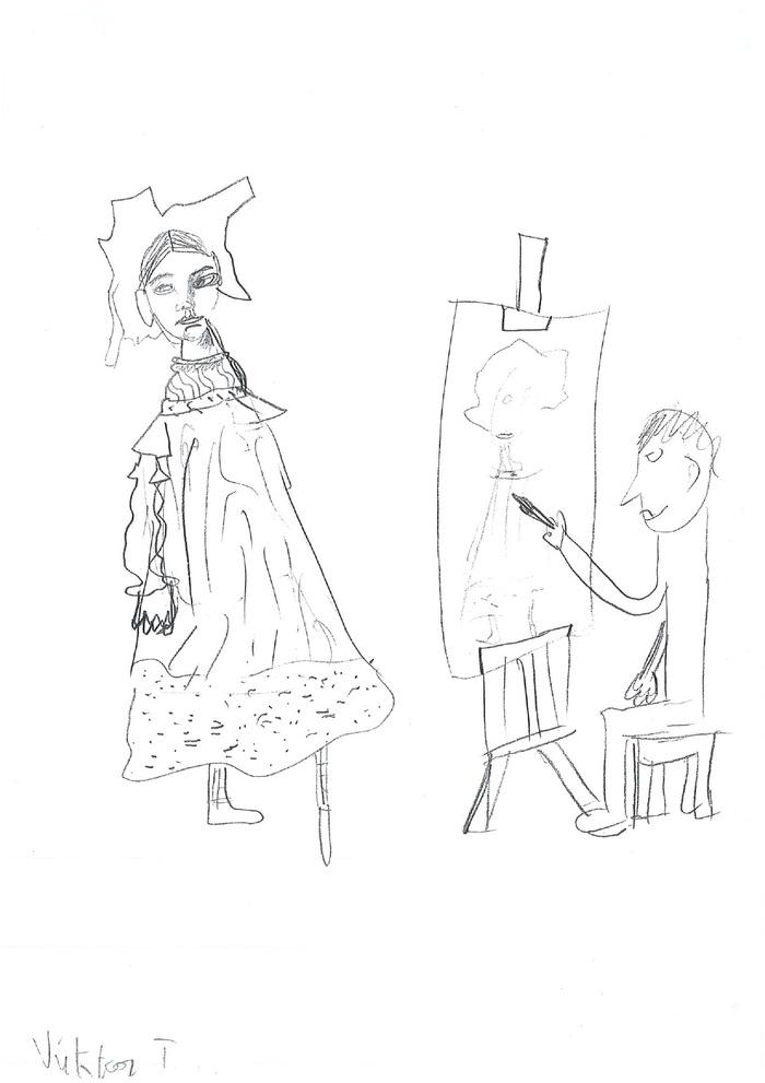 Nuit des musées 2019 -Atelier de dessin