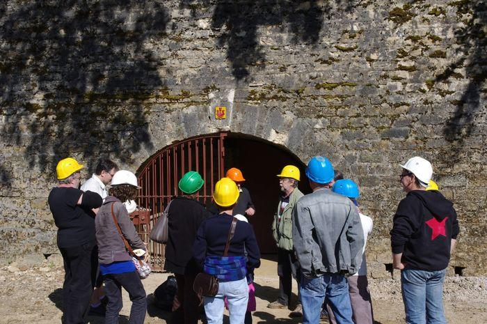 Journées du patrimoine 2019 - Visite guidée de la mine du Val de fer