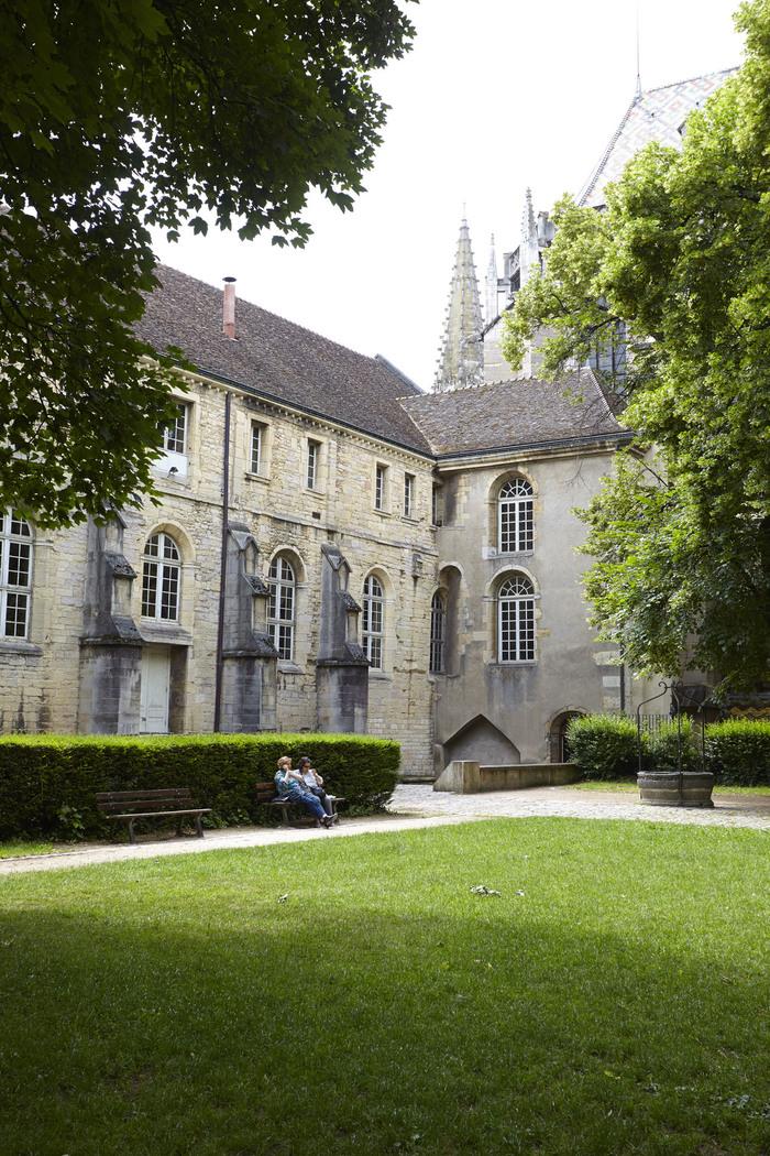 Journées du patrimoine 2020 - La vie des novices à l'abbaye de Saint-Bénigne