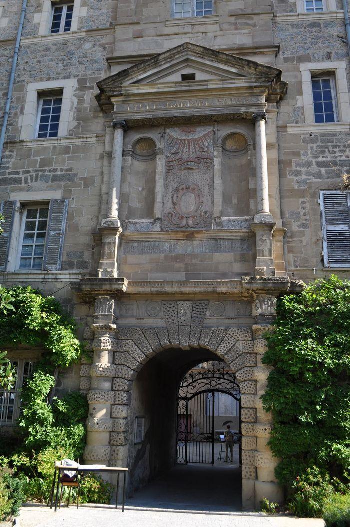 Journées du patrimoine 2020 - ANNULE RAISON COVID - Visite guidée des parties historiques du lycée
