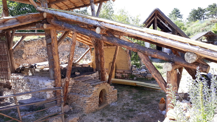 Journées du patrimoine 2020 - Découvrez la reconstitution d'un four tuillier gallo-romain