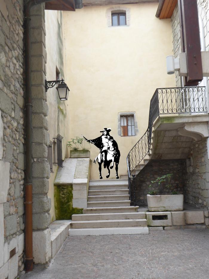 Journées du patrimoine 2019 - Parcours street-art