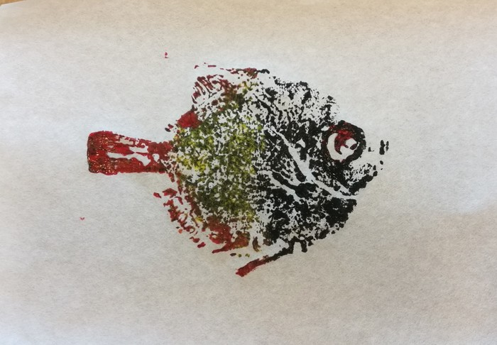 Journées du patrimoine 2019 - Initiation à l'art japonais du gyotaku