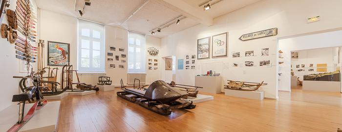 Journées du patrimoine 2020 - Visite exposition permanente