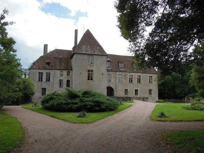 Journées du patrimoine 2019 - Visite commentée du Château de Lantilly