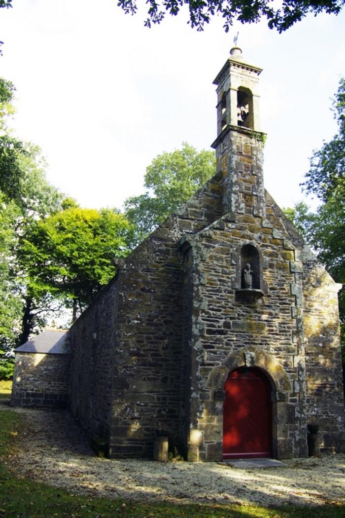 Journées du patrimoine 2020 - Visite libre de La Chapelle Saint-Compars
