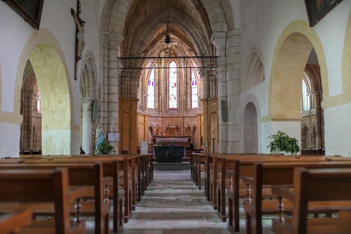Journées du patrimoine 2019 - Visite guidée de l'église Saint-Quentin