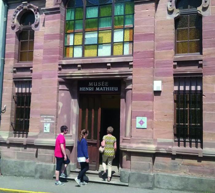 Journées du patrimoine 2020 - Visite guidée du Musée Henri Mathieu