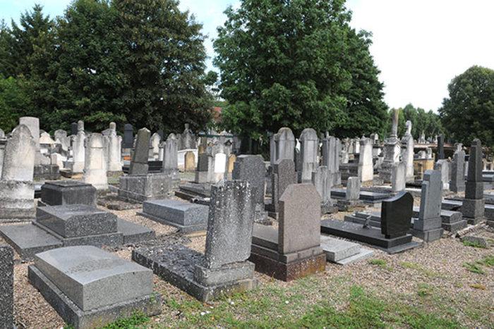 Journées du patrimoine 2019 - Visite guidée de l'ancien cimetière juif de Chambière