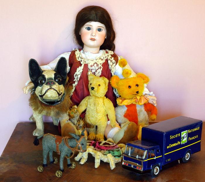 Journées du patrimoine 2019 - Visite guidée thématique autour du jouet
