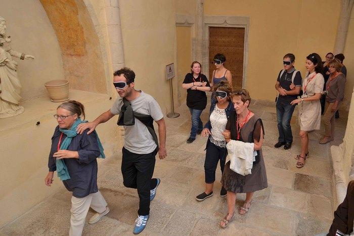 Journées du patrimoine 2019 - Visite sensorielle