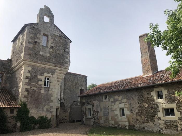 Journées du patrimoine 2019 - Découverte d'un château médiéval
